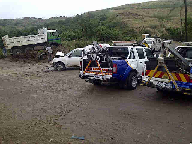 1 Person Seriously Injured On Old North Coast Road Smash