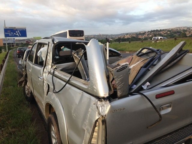 Man Survives Serious N2 Crash