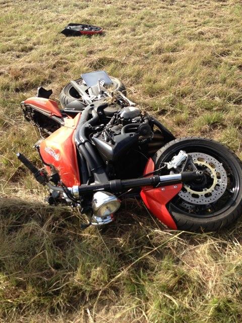 Wonderboom drummer Garth McLeod killed in motorbike accident