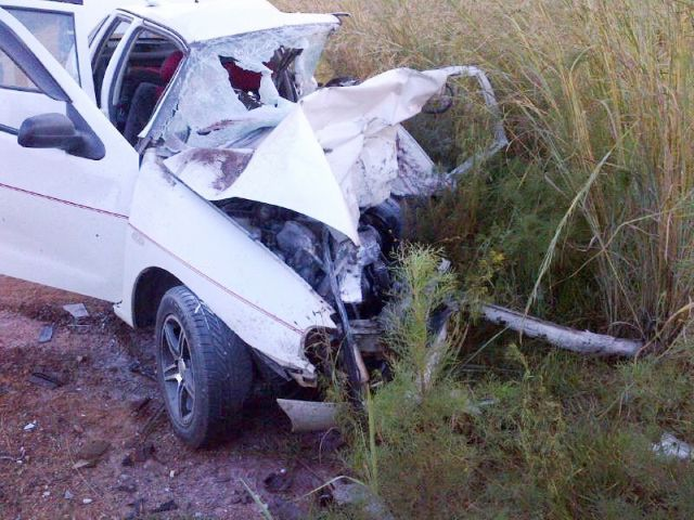 Kempton Park accident leaves three dead and one serious