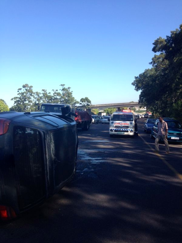 M41 Roll Over Leaves 1 Man Injured