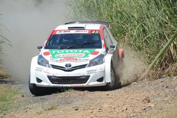 Toyota motorsport tackles Sasol rally with all-new Yaris