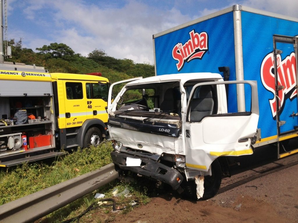 Accidents cause havoc on the M7