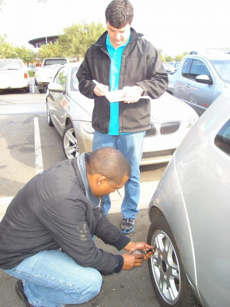 Centurion drivers found to be best in nationwide tyre check
