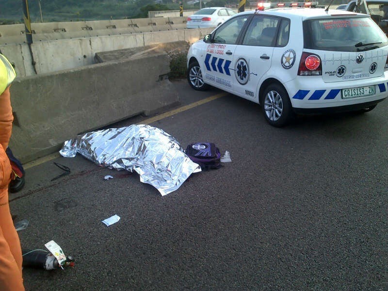 1 Worker Dead, 1 Critical In N2 Collision