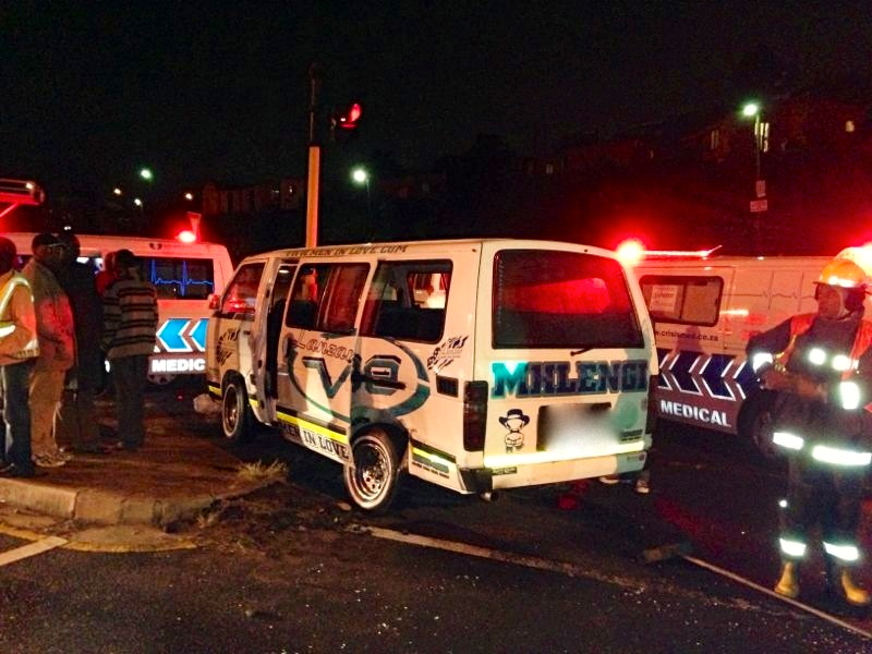 2 Injured In Queen Nandi Drive Smash