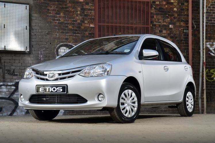 Best-selling Etios celebrates its first year with a 2013 make-over