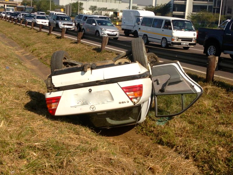 N2 Collision after Queen Nandi Drive Leaves 2 Injured