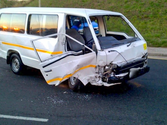 5 Injured in North Coast Road Collision