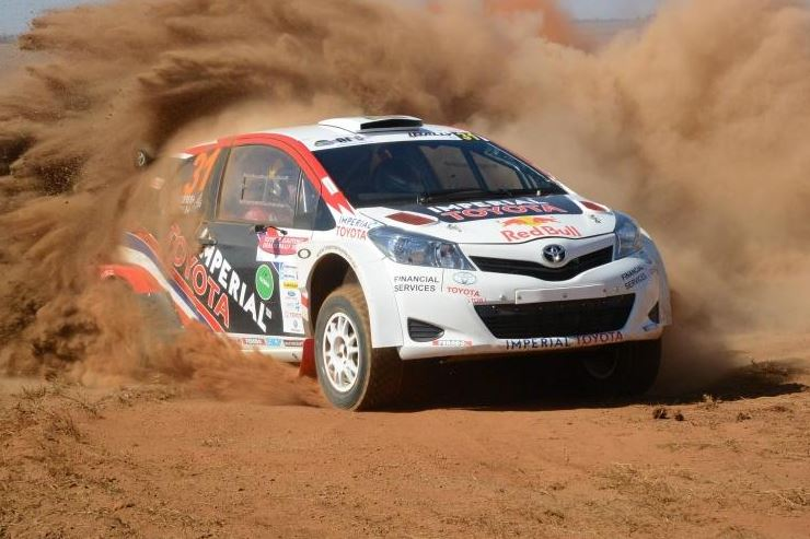 Castrol Team Toyota looking for repeat win in Port Elizabeth
