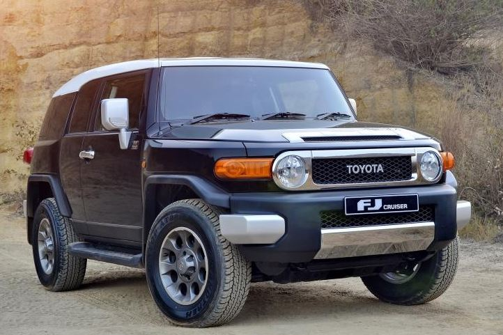 Toyota FJ Cruiser now even more competent off road