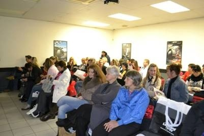 Gabriel and Lombard Tyres Host Driving Safety Clinic for Women