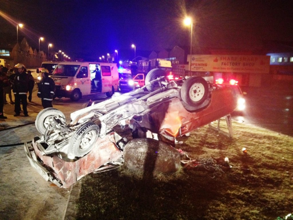 Late night collision leaves man critically injured in Wentworth