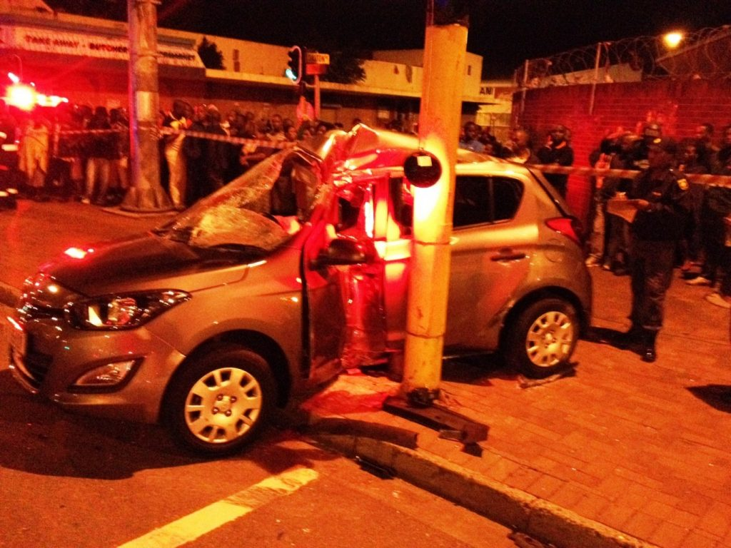 Collision leaves man seriously injured at the intersection of Sydney Road and Dalton Road
