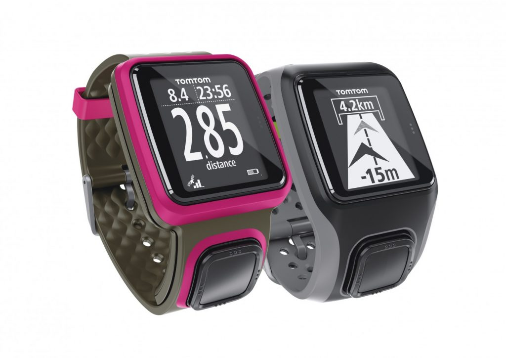 TomTom completely re-designs the GPS sport watch
