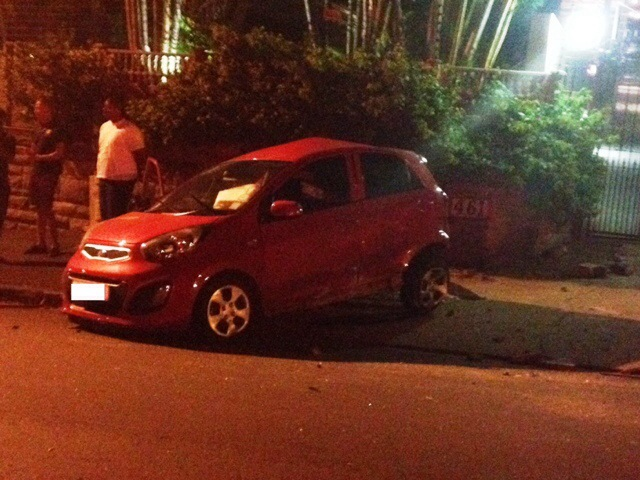 Eary morning collision on Musgrave road leaves 3 injured, 1 critical