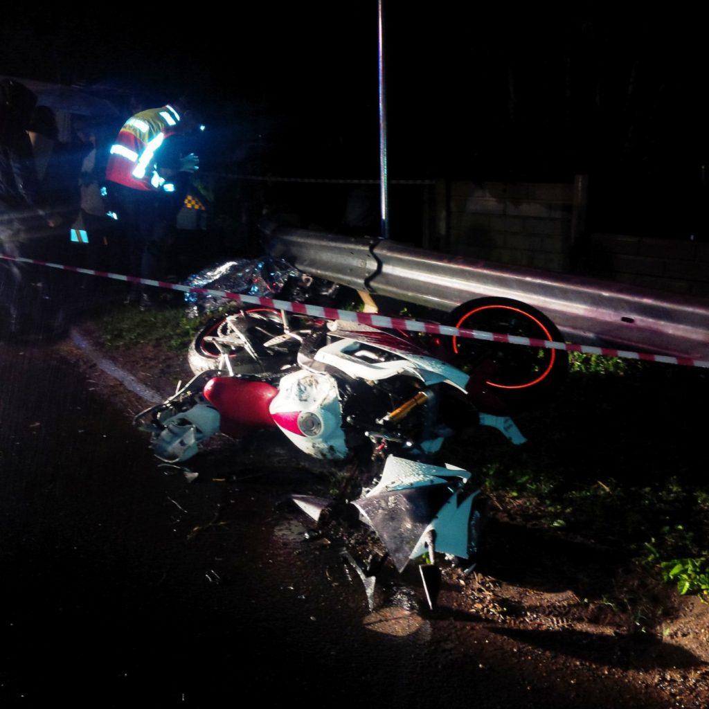 Biker killed in Malvern collision