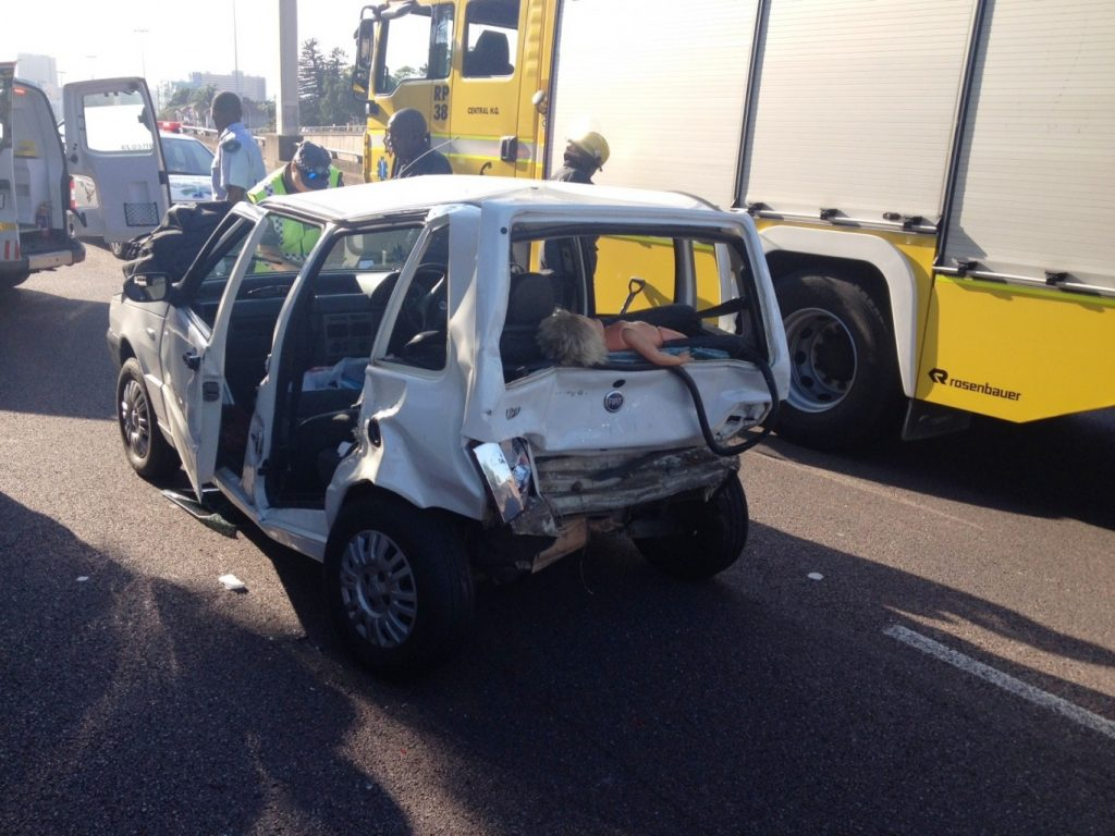 Early morning taxi collision leaves 14 injured
