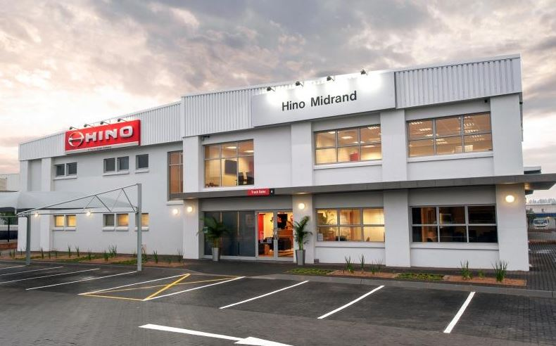 New Hino Midrand dealership is a flagship