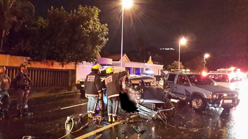 Man killed in Musgrave collision