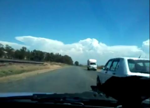 Reckless and unsafe overtaking a major threat and cause of head-on collisions! [Dashboard Camera captures example]