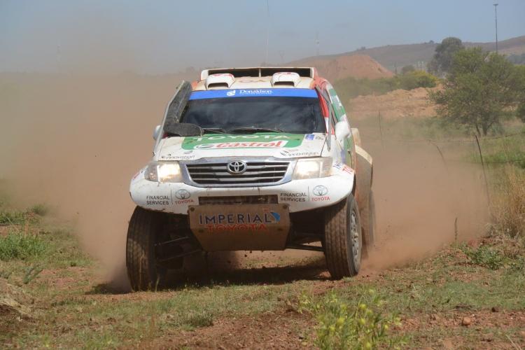Toyota Motorsport Completes Successful 2013 Season