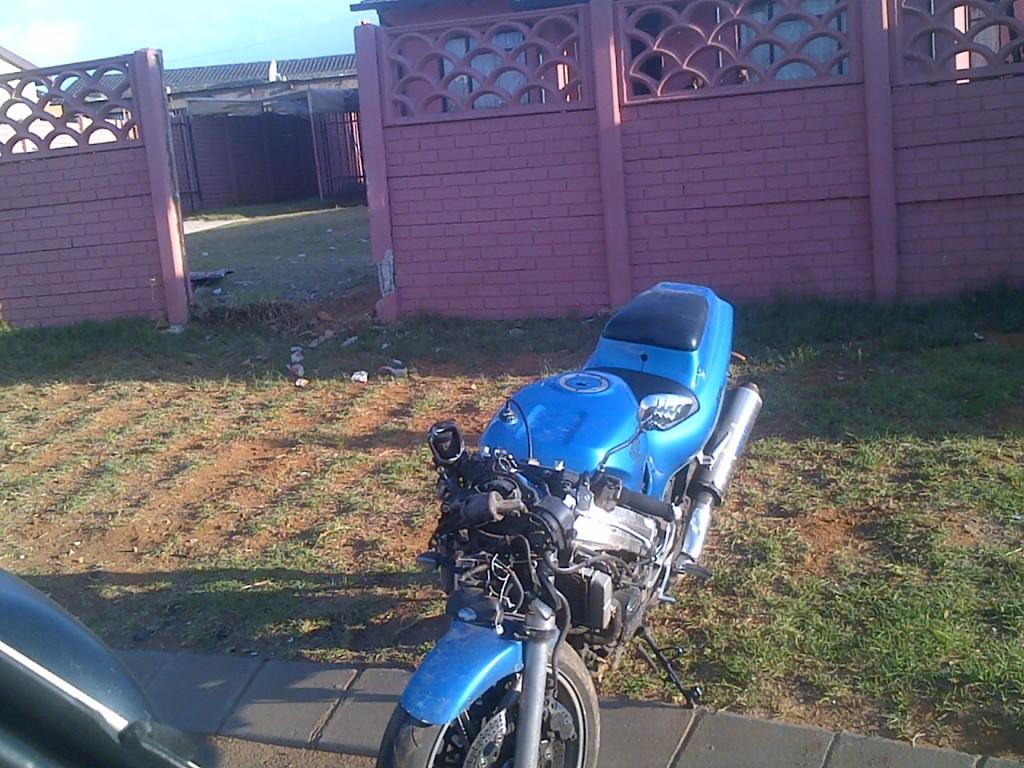 Man killed in motorbike crash in Tembisa