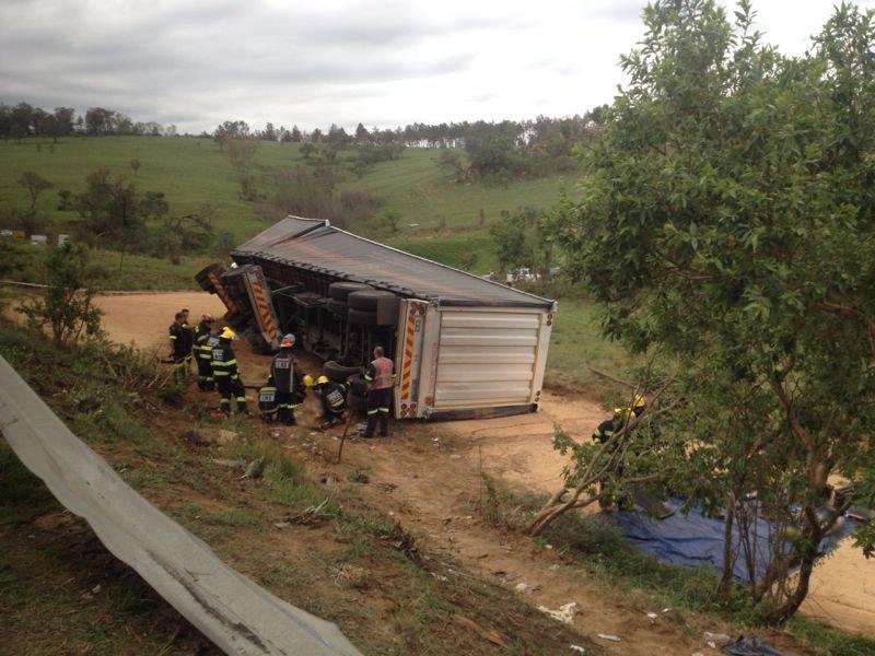 Horrific crash on the R512 in Renostersspruit
