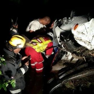 Paramedics respond to Entrapment on Bellair Road