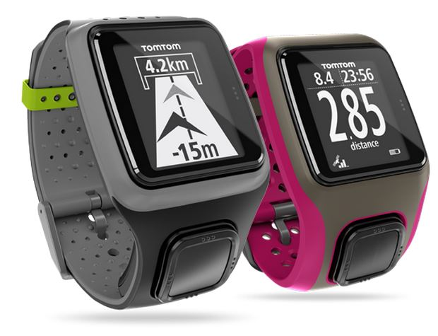 TomTom introduces MySports mobile app for TomTom GPS watches