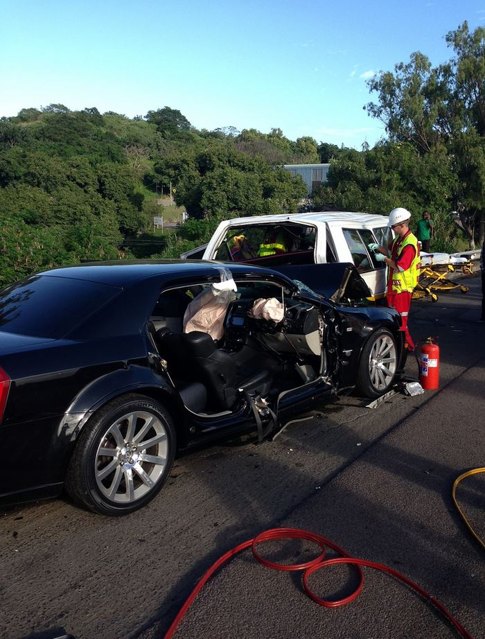 15 Injured in N2 Durban collision