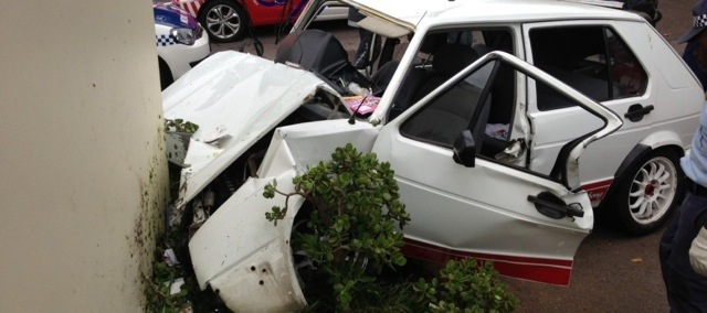 Durban collision on Saunders road leaves 5 injured