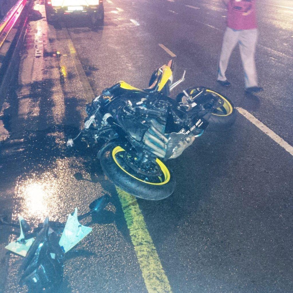 Biker dies on M4 highway