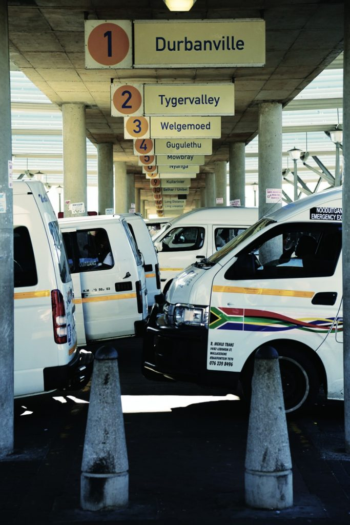 Do we understand the the difficulties facing commuters transported by reckless taxi drivers? Read this!
