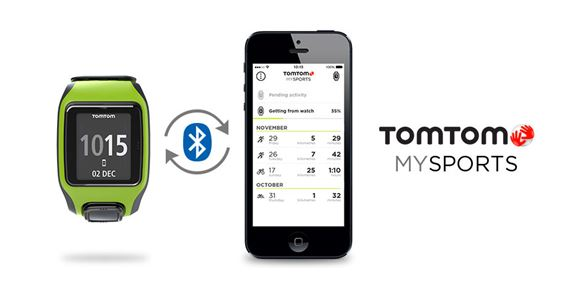 TomTom MySports mobile app now available | Road Safety Blog