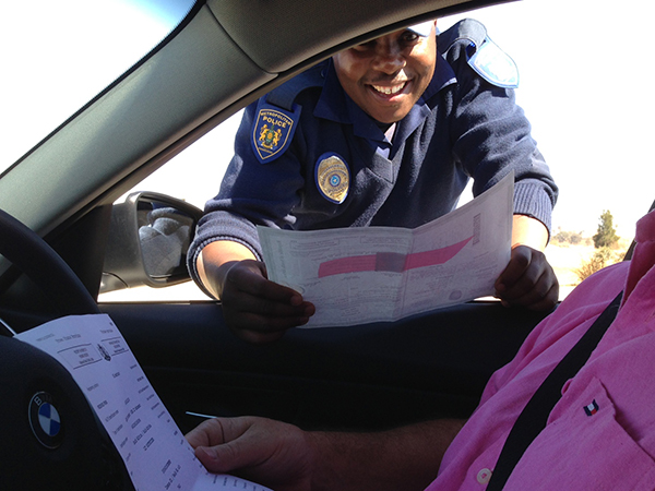 South African returning after 17 years expresses shock at road behaviour of drivers in SA