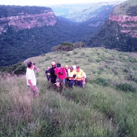 19 year old falls in Kloof Gorge accident