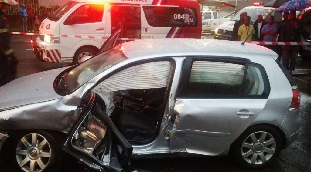 Teenage girl critical after collision in Pietermaritzburg CBD