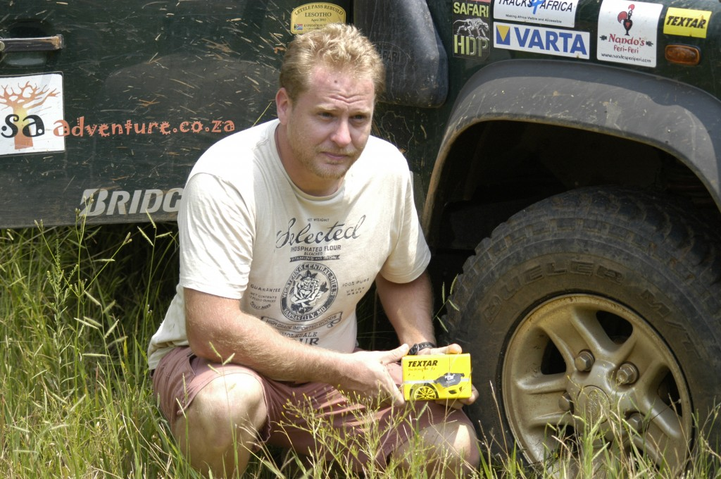 Textar brake pads survive most extreme African conditions