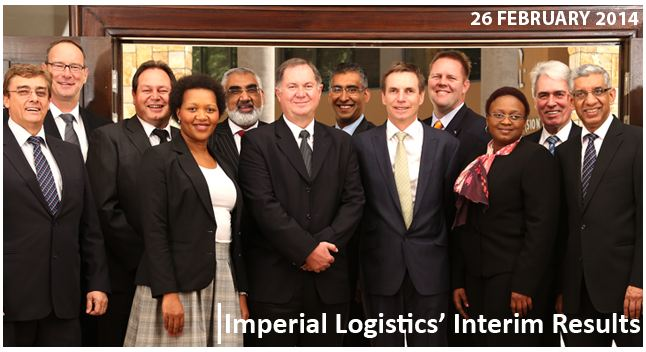 R1 billion in new business contributes to Imperial Logistics' outstanding interim results