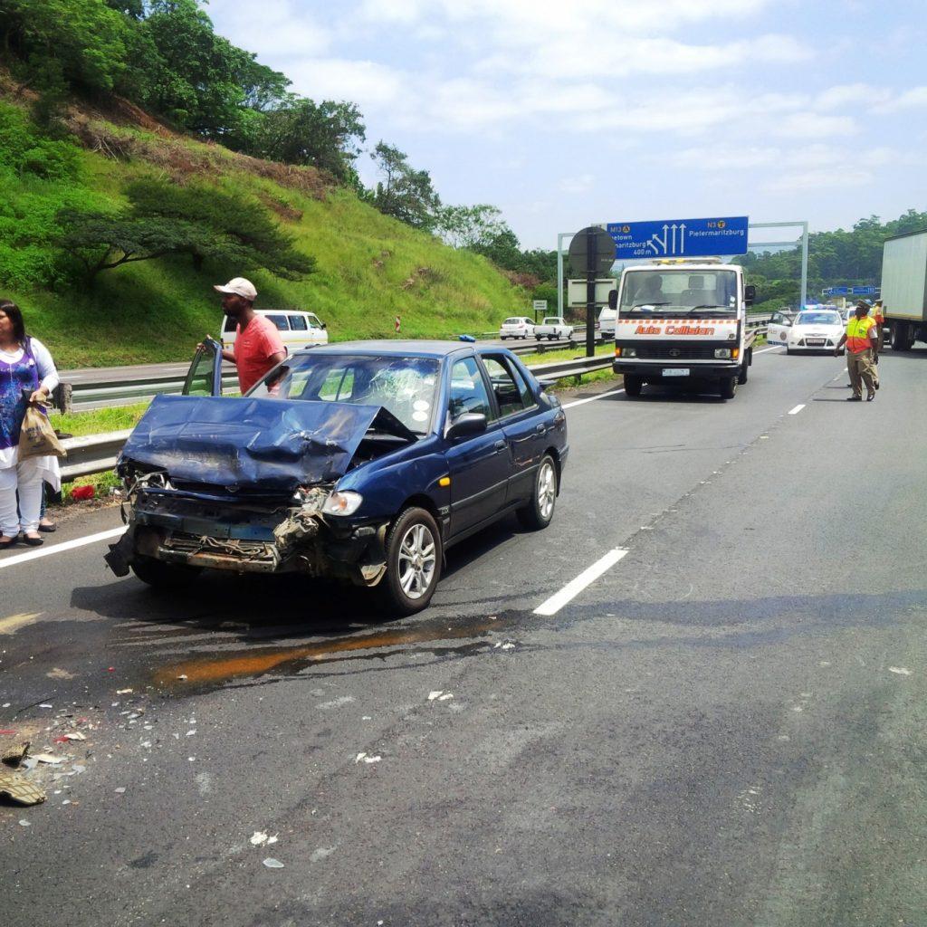 KZN Ashburton pedestrian collision leaves one dead