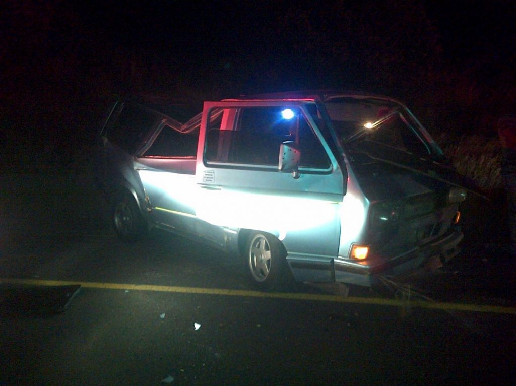 11 injured after vehicle overturns on the Oukaapse Weg, Cape Town