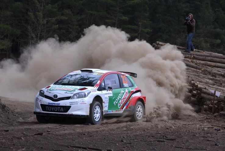 Toyota Announces Top Teams To Contest National Cross Country And Rally Championships