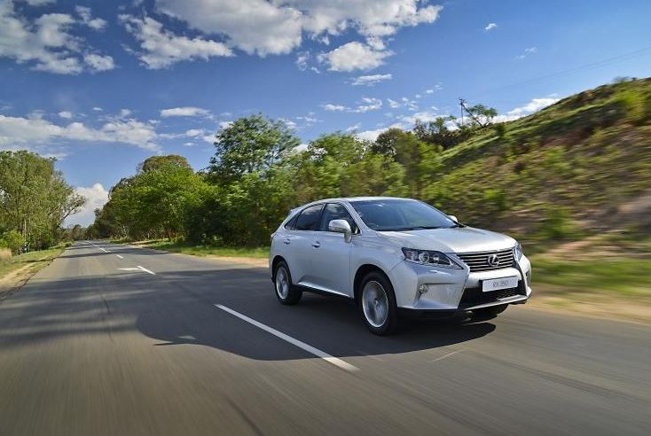 Lexus Is One to Watch…. So Says CAR Magazine