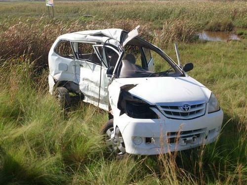 Woman killed in Etwatwa taxi collision