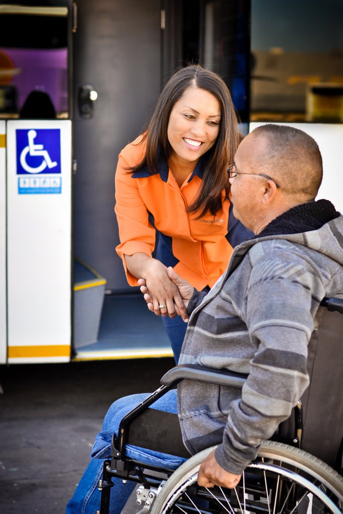 What is the best advice you would offer to a passenger travelling by bus?