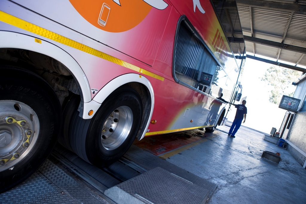 How do regular and effective vehicle maintenance of luxury buses ensure the safety of passengers?
