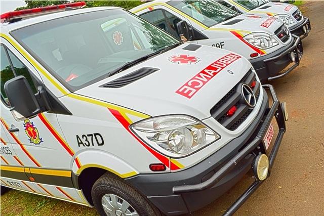 Bophelong pedestrian accident leaves three injured