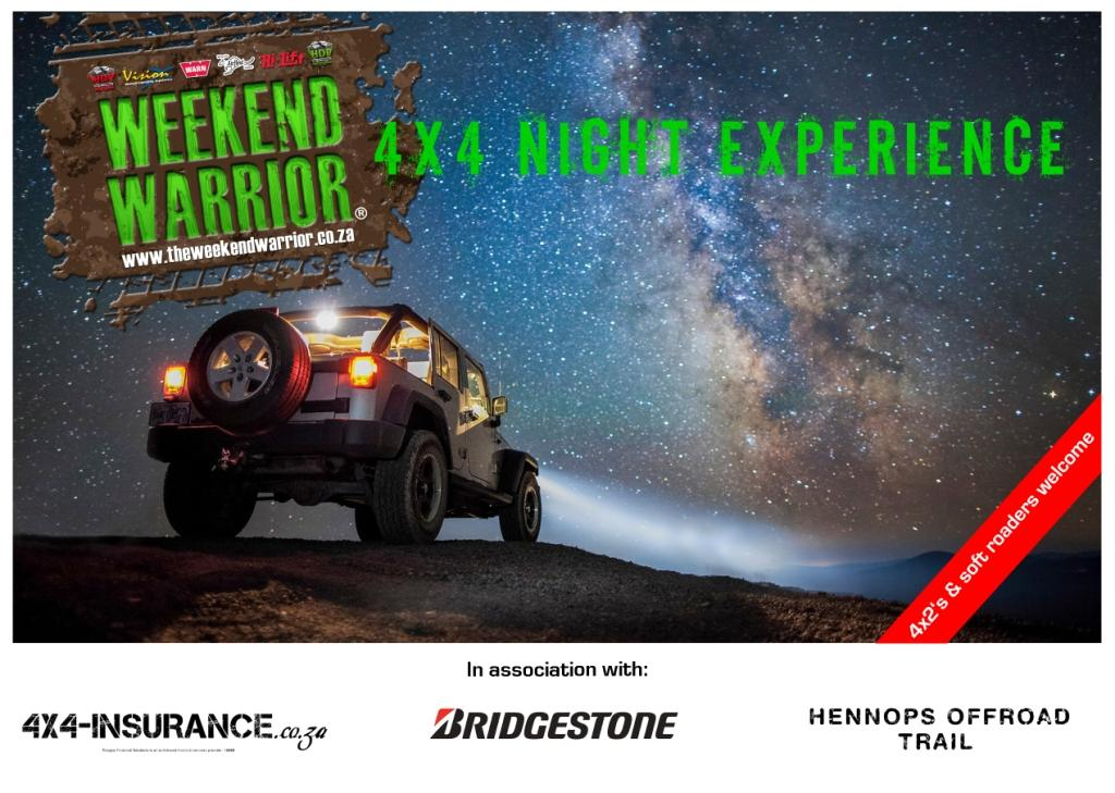 4x4 Night experience launched for off-road fanatics