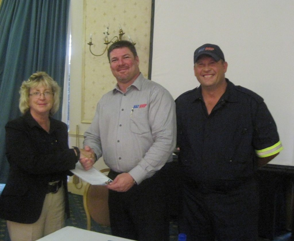 HAZQUIP (Pty) Ltd declares its participation in the Responsible Care (RC) initiative